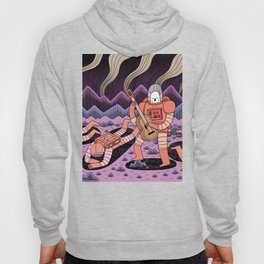 In Space, No one can Hear you Hoody