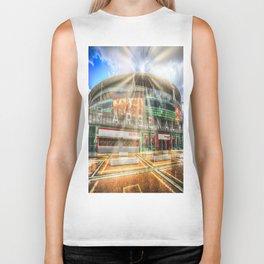 Arsenal Football Club Emirates Stadium London Sun Rays Biker Tank