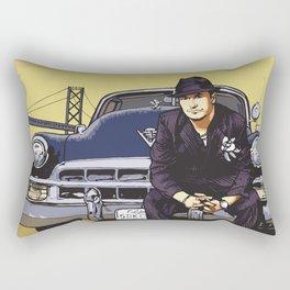 Mike Patton  / Mondo Cane / Faith No More / Mr Bungle Music Poster Rectangular Pillow