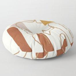 Abstract Art 20 Floor Pillow