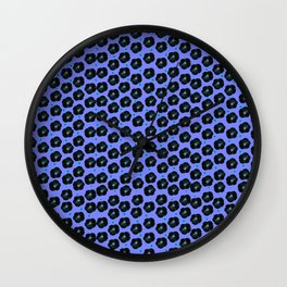 Flowers for Decor Wall Clock