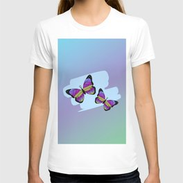 Fly to freedom T-shirt