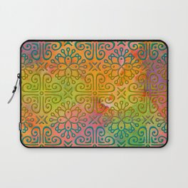 DP050-6 Colorful Moroccan pattern Laptop Sleeve