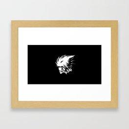 Konoha's Hero Framed Art Print