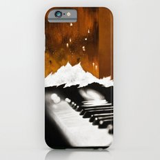 Music Triptych: Piano iPhone 6s Slim Case