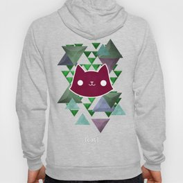 Triangle Meows Hoody