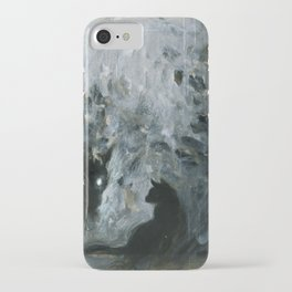 The Hedge iPhone Case