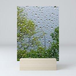 Raindrops Mini Art Print