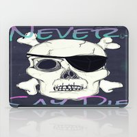 the goonies iPad Cases featuring Goonies Skull by Just Bailey Designs .com