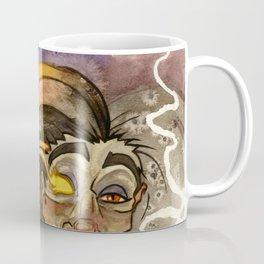 Smoke and Flame Coffee Mug