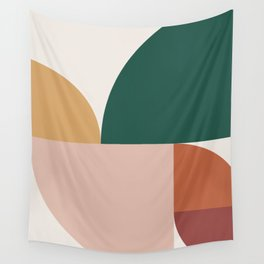 Abstract Geometric 11 Wall Tapestry