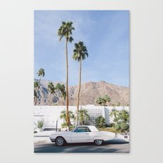 Palm Springs Mid Century Modern 2 Canvas Print