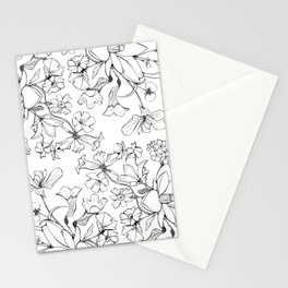 Native Florida Flowers Stationery Cards