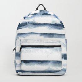 indigo streak Backpack