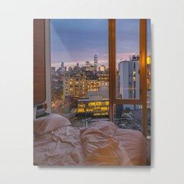 New York City View Metal Print