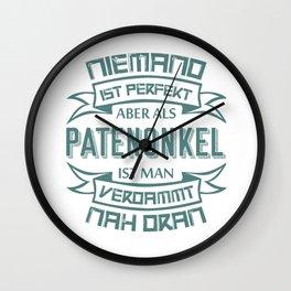Godfather Perfect Wall Clock