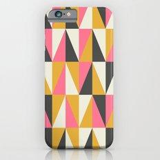 Orange & Grey Slim Case iPhone 6s