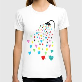 Love shower T-shirt