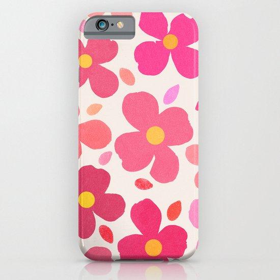 dogwood 7 iPhone & iPod Case