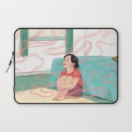 Alexa, Are You Safe for My Family? Laptop Sleeve