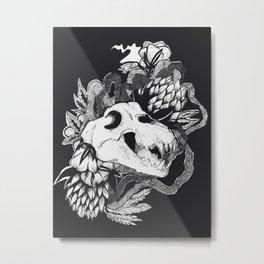 The Panther Metal Print