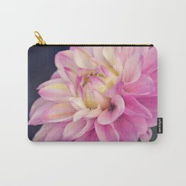 Pink sweet dahlia Carry-All Pouch