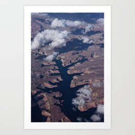 California Series #6 Art Print