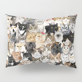 Catmina 2017 - SEVEN Pillow Sham