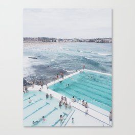 That's just the Waves Canvas Print