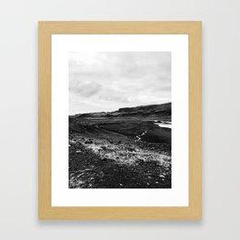 Desolate World Framed Art Print