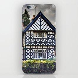 Tudor Home iPhone Skin
