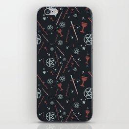 Tarot Card Suits iPhone Skin