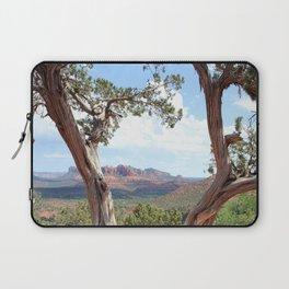 Arizona Horizon - Sedona Red Rocks Laptop Sleeve