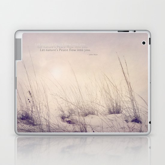 Nature's Peace Laptop & iPad Skin