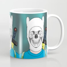 Finnished With Life Clear Mug