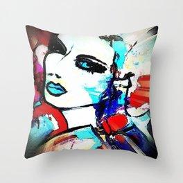 Stunner Throw Pillow