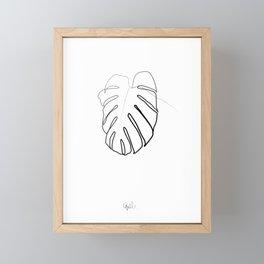 vert 3 Framed Mini Art Print