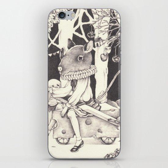 Sally Forth iPhone & iPod Skin