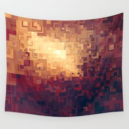 Quads Wall Tapestry