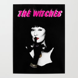 Grand High Witch Poster