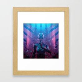 Artificial Secrets Framed Art Print