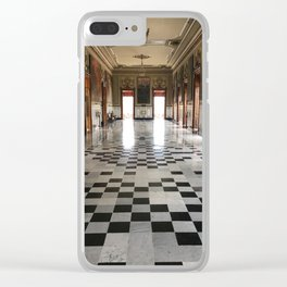 Art in its true beauty Clear iPhone Case