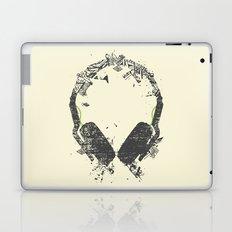 Art Headphones V2 Laptop & iPad Skin