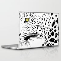 ursula Laptop & iPad Skins featuring Ursula by Nicholas Darby