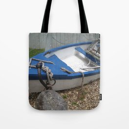 Dinghy by the Clamshack Tote Bag