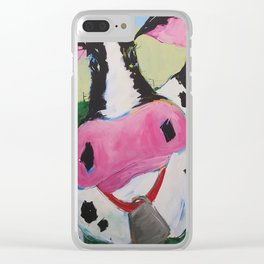 Margery Clear iPhone Case