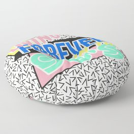 The 90's Floor Pillow