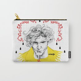Teardrops for Layne Carry-All Pouch