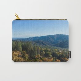 Fall Sunrise Photography Print Carry-All Pouch