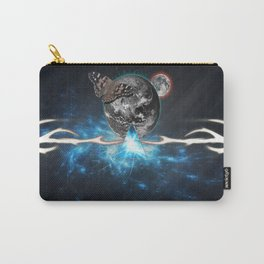 The Space Butterfly Carry-All Pouch